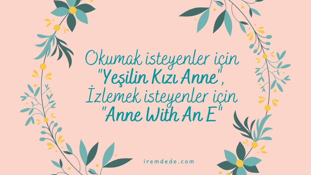 yeşilin-kizi-anne-anne-with-an-e-kapak-resmi