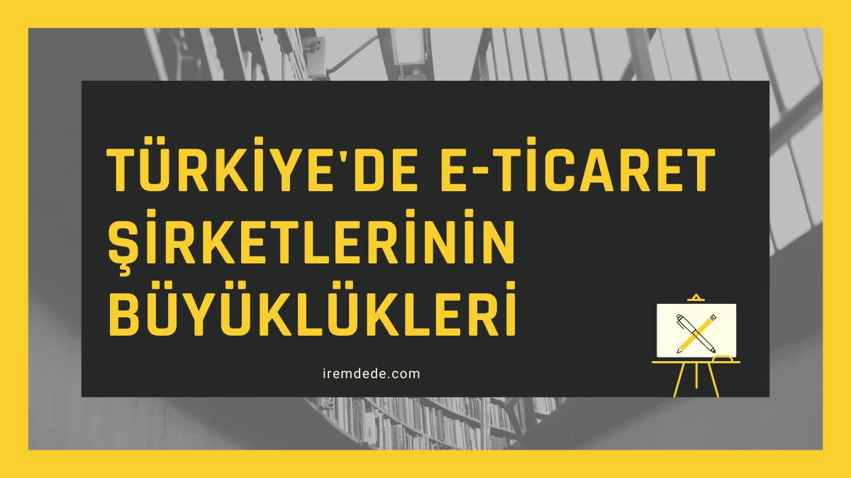 turkiyede-e-ticaret-sirketlerinin-buyuklukleri